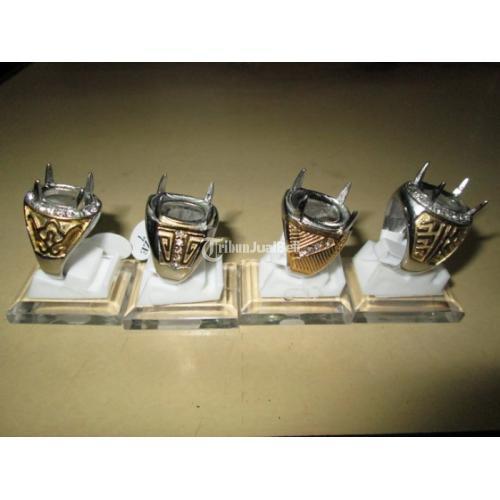 Ring Cincin Stainless Cowok Kodian Murah KBS001 - Jakarta