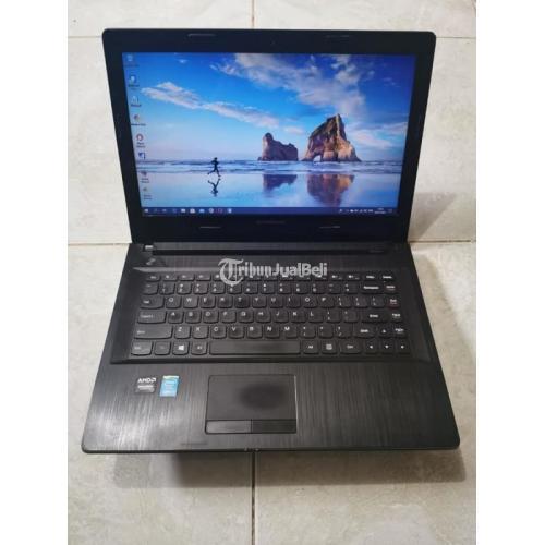 Laptop Lenovo G40 Harga Murah Bekas Mulus Nominus - Jakarta Pusat