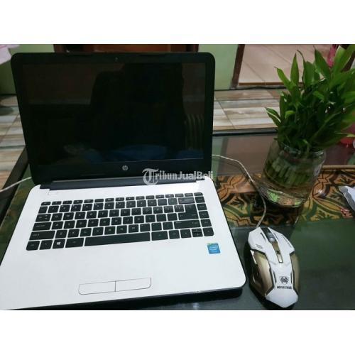 Laptop Merk HP Mura Windows 10 Bekas Nego - Malang