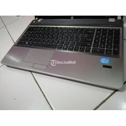 Laptop Hp probook 4530s Bekas Normal Baterai Awet Body Aluminium - Makassar