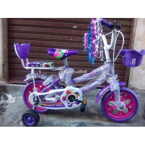 Sepeda Mini UK 12 Baru Banyak Varian Warna Gratis Antar Area Jogja - Yogyakarta