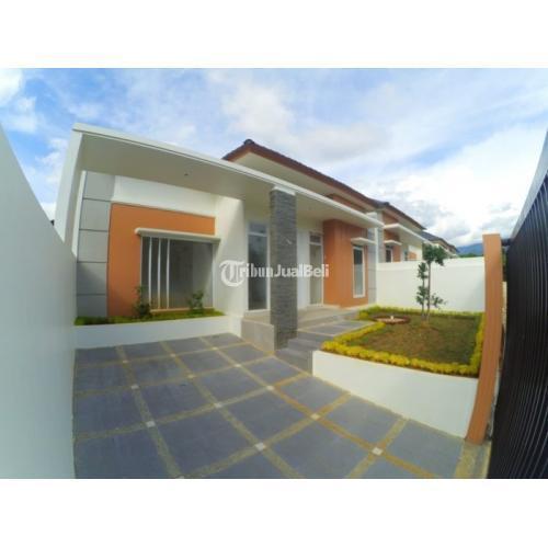 Dijual Rumah Baru Type 75/150 di Perumahan Zizani & Bukit Julif - Kota Padang