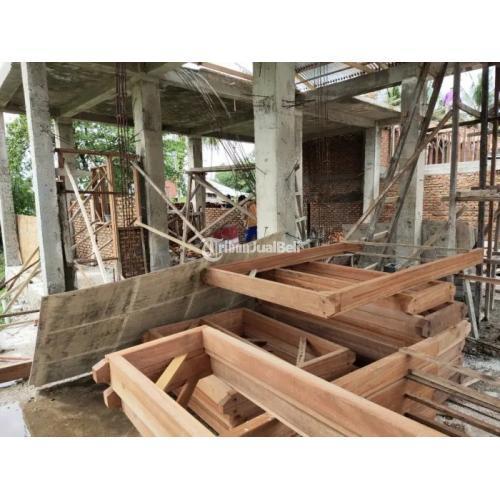 Dijual Rumah Baru Ada Kolam Renang Mini & Taman Dalam Rumah - Kota Padang