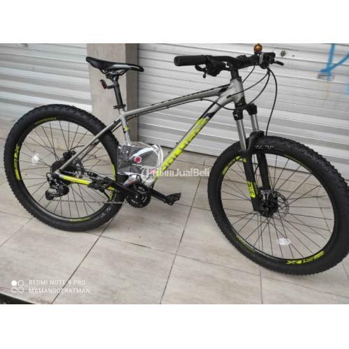 Sepeda MTB Bekas Polygon Premier 5 Like New Standar Harga Murah - Jogja