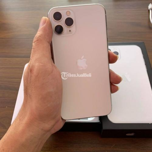 HP Apple iPhone 11 Pro 256GB Bekas Mulus Normal Fullset Harga Murah - Jogja