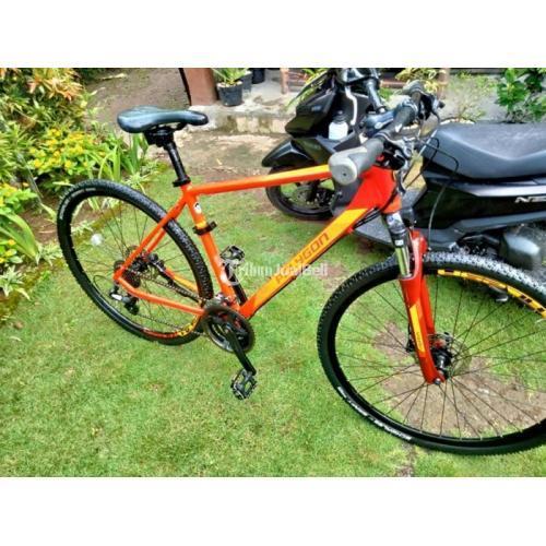 Sepeda Polygon Heist 2 Size M Bekas Spek Ori Pabrik Normal Mulus Harga Murah - Boyolali