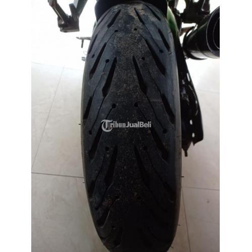 Motor Sport Bekas Kawasaki Ninja 25 FI 2013 Surat Lengkap Mesin Sehat Harga Murah - Semarang