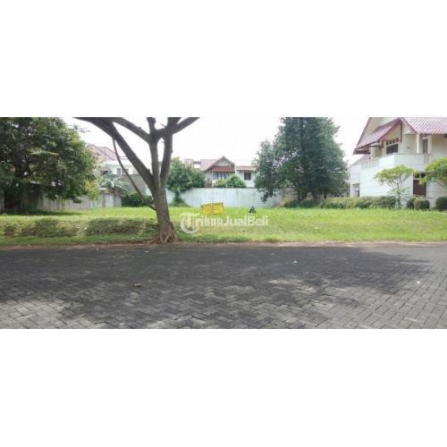 Jual Tanah 805m2 Kemang Pratama Regency Sertifikat HGB Harga Nego - Bekasi