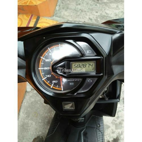 Motor Beat Tahun 2016 Warna Hitam Mesin Bagus Mulus Nego Pajak Aktif - Solo