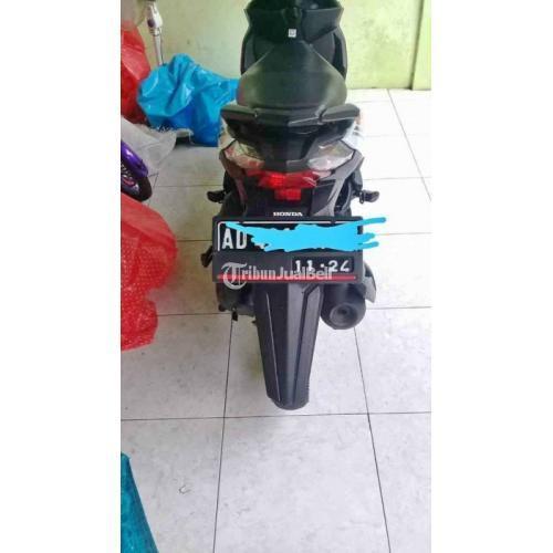 Motor Honda Beat 2019 Warna Merah Mulus Transmisi Otomatis - Solo