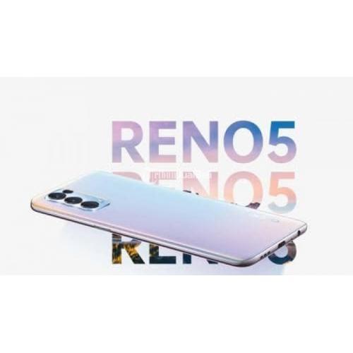 Hp Oppo Reno 5 Ram 8/128 Ready Stok Garansi Resmi Bisa Diantar - Surabaya