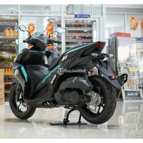 Motor Yamaha AEROX 155 Connected STD  [ Promo Kredit ] DP 3Jt - Jakarta Selatan