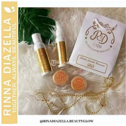 Kosmetik Paket Toner Cream Rinna Diazella Serifikat Halal - Jakarta Utara