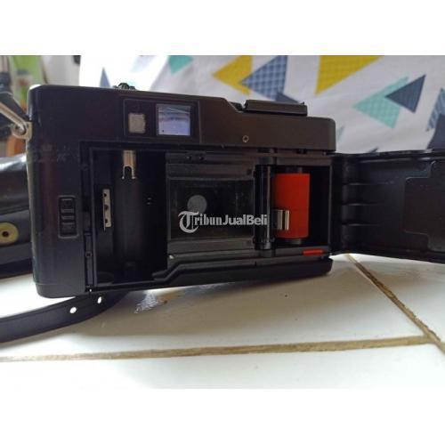 Kamera Yashica MF-2 Super DX Analog Mulus Nominus Include Tas - Depok