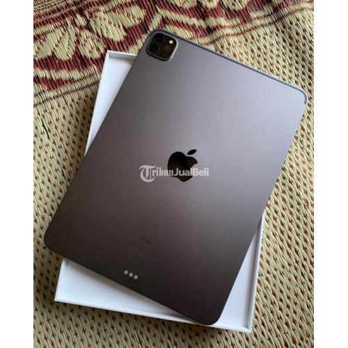 Apple iPad Pro 2020 256GB Bekas Fullset Nominus Garansi On Harga Murah - Yogyakarta