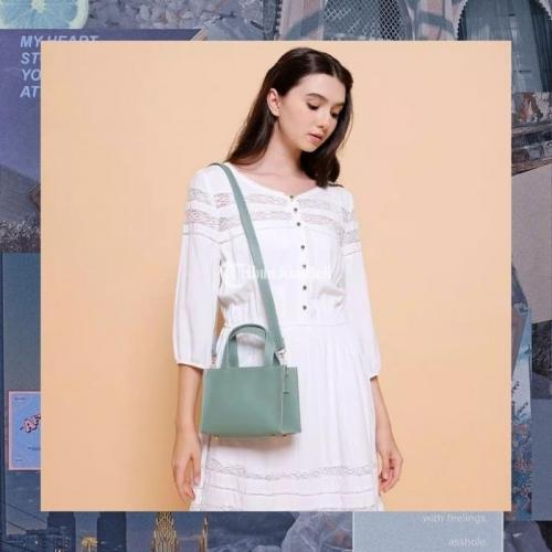 Tas Wanita Mory 2 In 1 Bag Ready Stok Jahitan Rapi Homemade - Medan