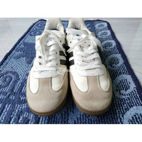 Sepatu Adidas Samba Classic Second Like New Size 43 1/3 With Replace Box - Jogja