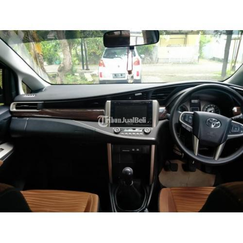 Mobil Toyota Innova Reborn 2019 Diesel V Bekas Full Orisinil Mulus Harga Nego - Semarang