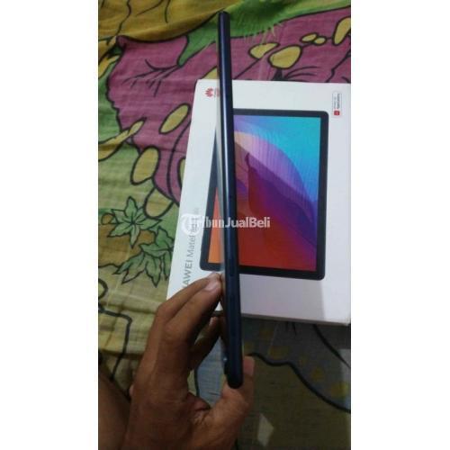 Tablet Huawei Matepad T10s 3/64 Bekas Like New Belum 1 Bulan Harga Murah - Surabaya