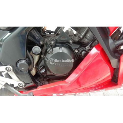 Motor Honda CBR 150R 2016 Bekas Surat Lengkap Pajak On Normal Harga Murah - Surabaya