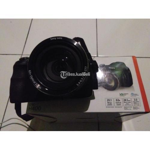 Kamera Sony DSC-H400 Normal Include Box Tas Harga Nego - Semarang