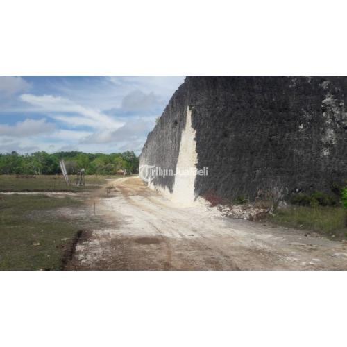 Jual Tanah 100m2 Tukad Dalem Bukit Kutuh Harga Murah - Badung, Bali