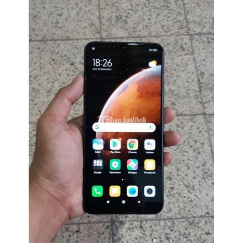 HP Xiaomi Redmi 9 3/32GB Bekas Segel Normal Mulus Harga Murah - Surabaya
