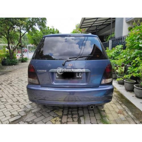 Kia Carens Manual 2001 Mobil Bekas Terawat Mulus Surat Lengkap Harga Murah - Surabaya