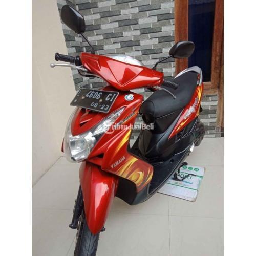 Motor Yamaha Mio Soul 2008 Bekas Super Bagus Orisinil Surat Lengkap - Surabaya