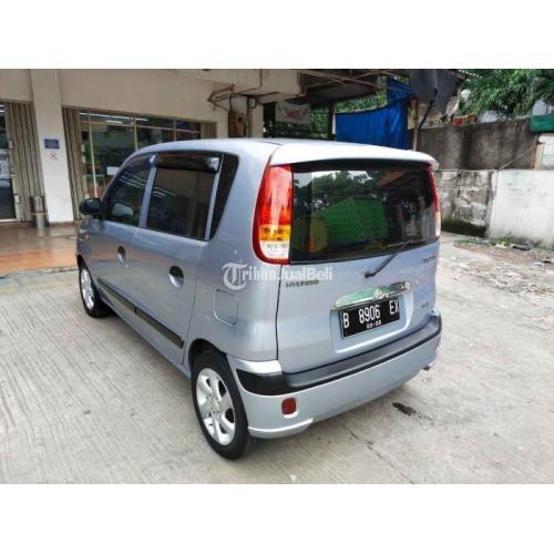 Mobil Bekas Hyundai Atoz 1.1 Matic 2006 Mulus Pajak On Harga Nego - Jakarta