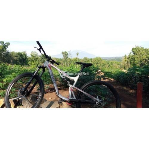 Sepeda MTB Rico 6 2019 Bekas Orisinil Bawaan Pabrik Harga Nego - Jakarta