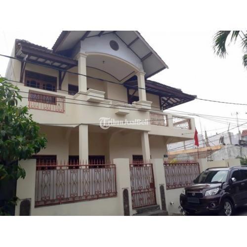 Jual Rumah 5BR 250m2 Semi-Furnished Harga Nego Daerah Pondok Gede - Bekasi