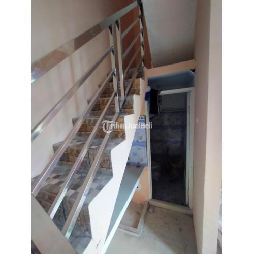 Dijual Rumah Baru 4x4 Kalilom Lor Surabaya Utara Lantai Granit Pagar - Surabaya