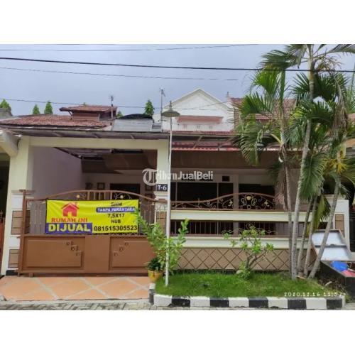 Dijual Rumah 2 Lantai LT.127m2 Strategis di Perumahan Semolowaru Indah - Kota Surabaya