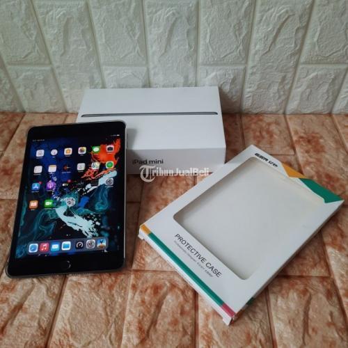 Tablet Apple iPad Mini 64GB Space Gray Wifi Only Garansi Resmi On Harga Murah - Jogja