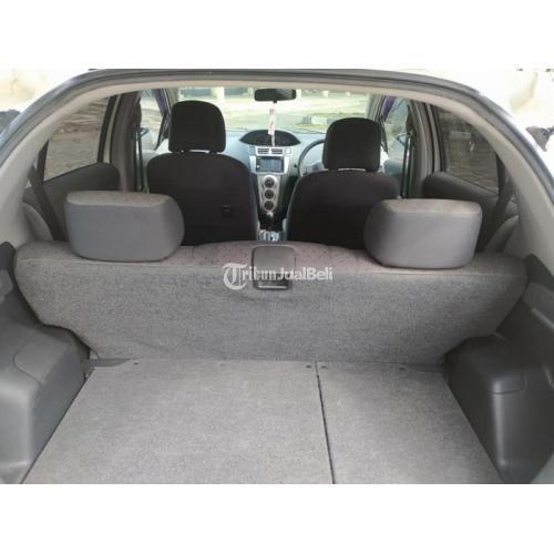 Mobil Toyota Yaris E Built Up 2011 Bekas Full Original Siap Pakai Harga Murah - Jogja
