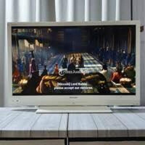 TV SHARP Aquos 32 inch Bekas Mulus Like New Layar Jernih Harga Nego - Jogja