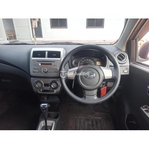 Mobil Bekas Daihatsu Ayla X Matic 2015 Mulus Surat Lengkap Pajak On - Surabaya