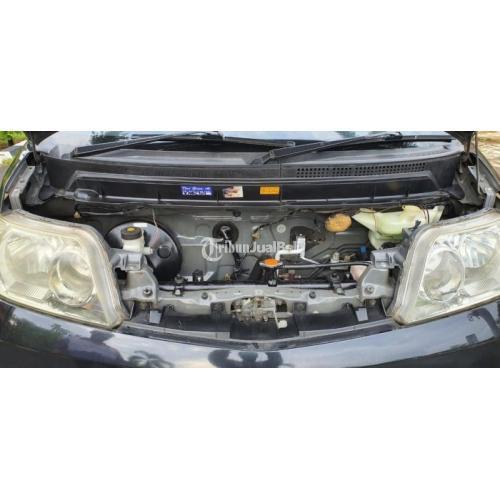 Mobil Daihatsu Luxio 1.5 D 2011 Bekas No PR Siap Pakai Pajak On Harga Murah - Cirebon