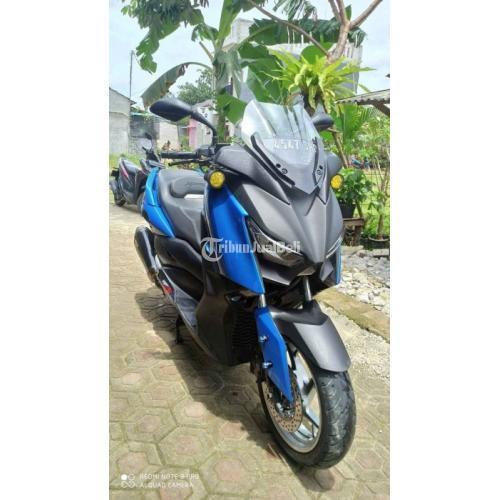 Motor Yamaha XMax 2018 Bekas Mesin Standar Pajak On Harga Nego - Jakarta