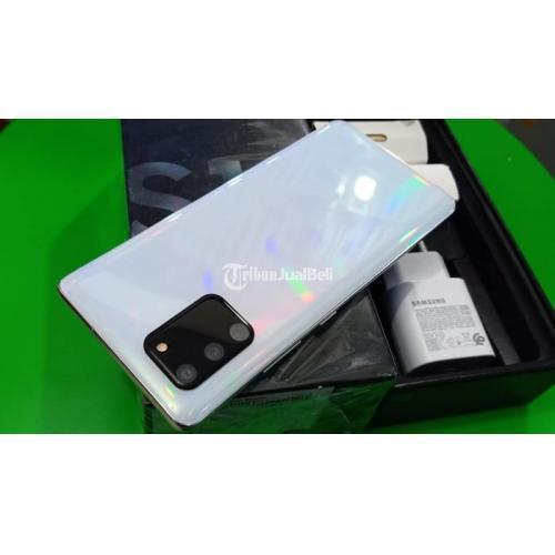 HP Bekas Samsung Galaxy S10 Lite (8/128) Mulus Fullset Resmi SEIN - Makassar