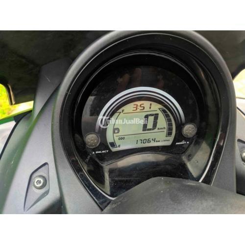 Motor Yamaha NMax 2016 Kilometer 17 Ribu Surat Lengkap Warna Hitam - Sidoarjo