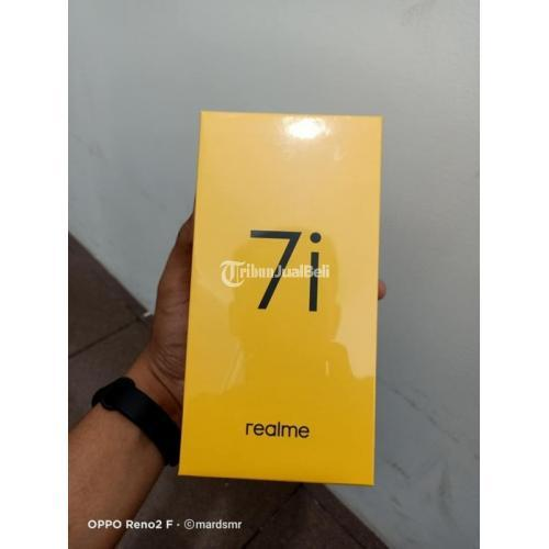 Hp Realme 7i 8/128GB Baru Warna Biru & Hijau Harga Murah - Jakarta Timur