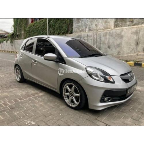 Mobil Honda Brio SAT CKD 2013 Kondisi Normal Harga Murah - Depok