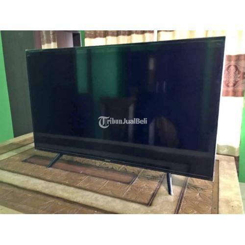 Internet LED TV Samsung 43 Inch Bekas Like New Nominus Harga Murah - Solo