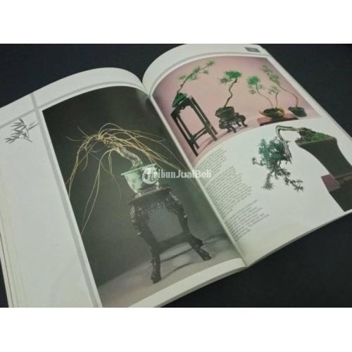 Ragam Buku Bonsai Pre-loved Koleksi Pribadi Import Langka di Pasaran - Surabaya