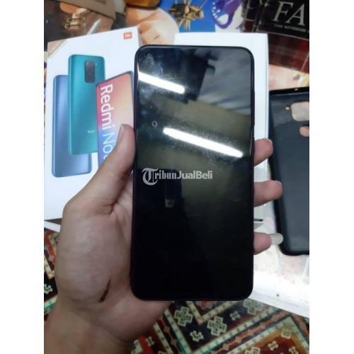 Hp Xiaomi redmi note 9 Harga Nego Fullset Mulus Nominus - Jakarta Utara