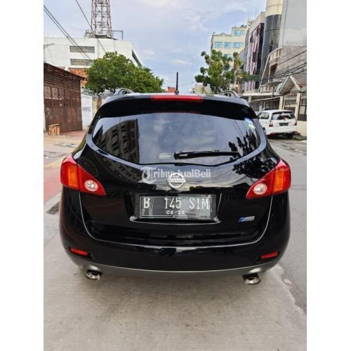Mobil Nissan Murano 2010 Surat Lengkap Warna Hitam Body Mulus Harga Nego - Jakarta Barat