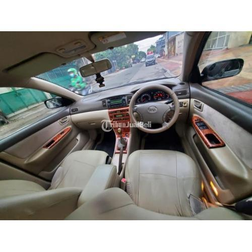 Mobil Toyota Corolla Altis 2007 Manual Surat Lengkap Body Mulus Harga Nego - Jakarta Barat