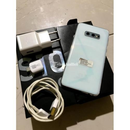 HP Samsung S10e 6/128 Ex Seins Fullset Duo Sim No Minus Harga Nego - Jakarta Pusat